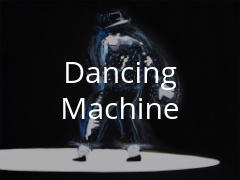 Dancing MachineThumbnailRollover